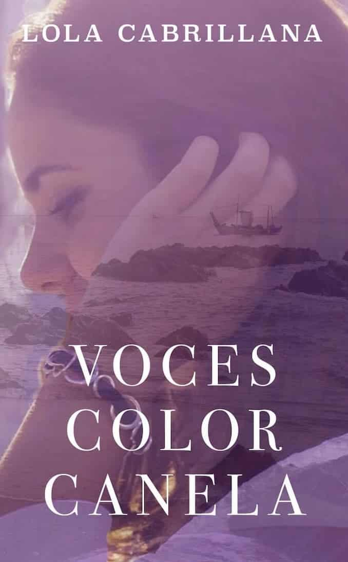 voces color canela libro