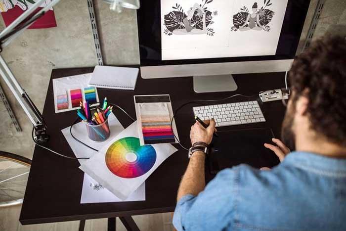 Centros de Estudio de diseño gráfico