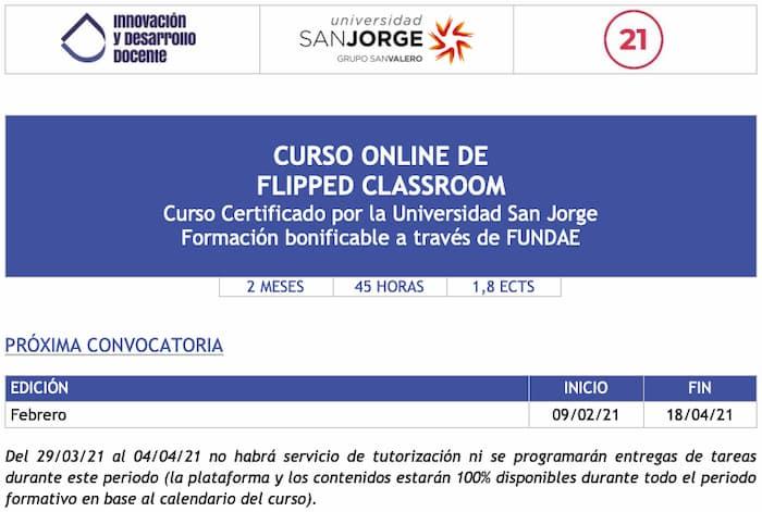 flipped classroom secundaria