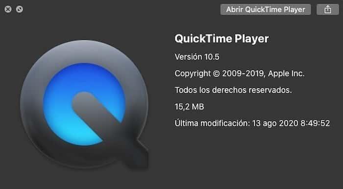 screencast QuickTime Player