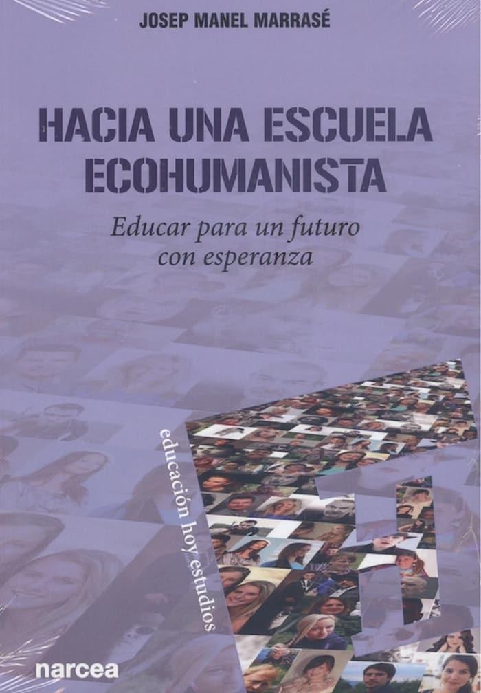 Hacia una escuela ecohumanista portada